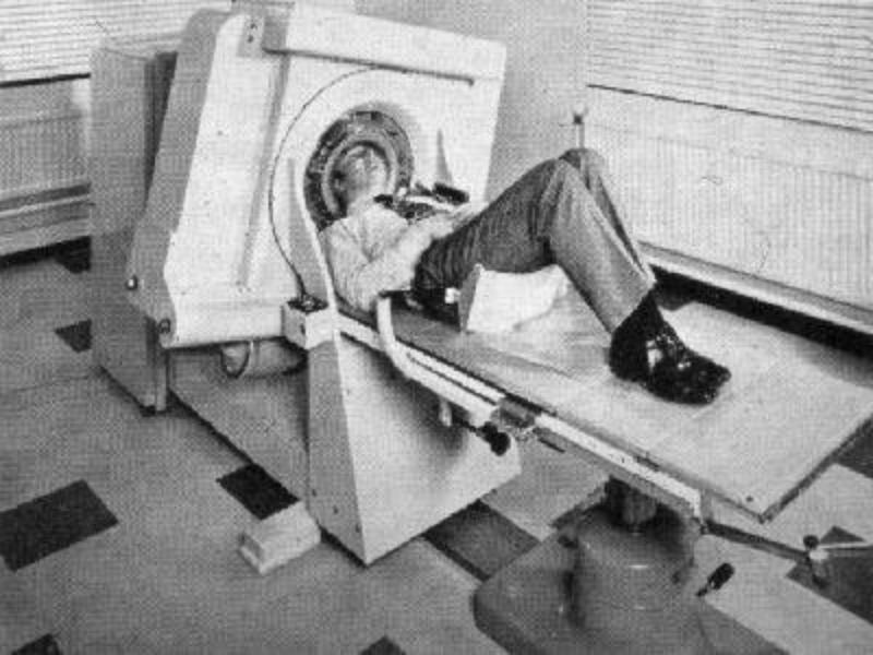 Primera tomografía